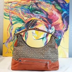 Tommy Hilfiger mini hobo purse